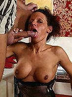 Freier beim Oralsex